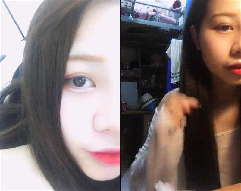大学极品妹子丑曦宿舍抠鼻紫薇大秀编号04188