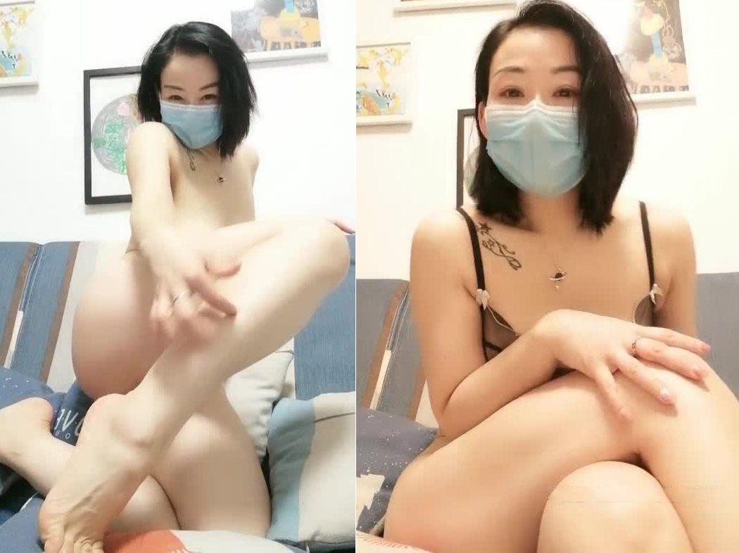 熟女【板娘爱健身】1月3.4日2部露奶露逼诱惑手指抠逼 (1)编号10123