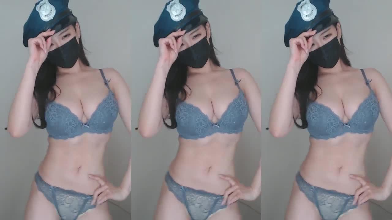 韩国主播口罩系列rurupang202103253编号23571