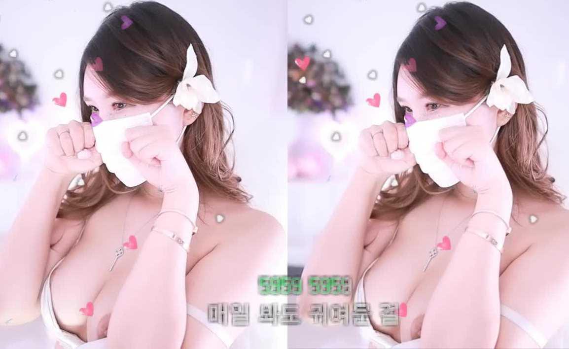 韩国主播口罩系列lovelyxx202105051编号43020