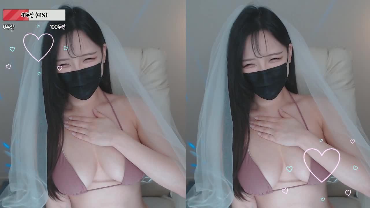韩国主播口罩系列rurupang202104291编号43185