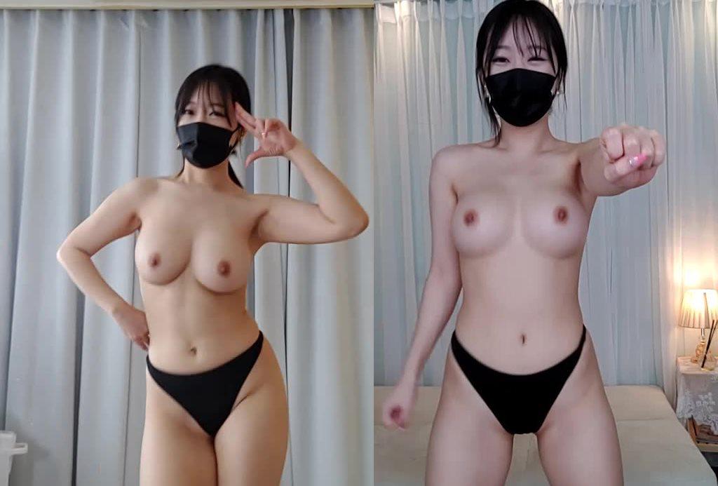韩国主播口罩系列soda54202104162编号43204