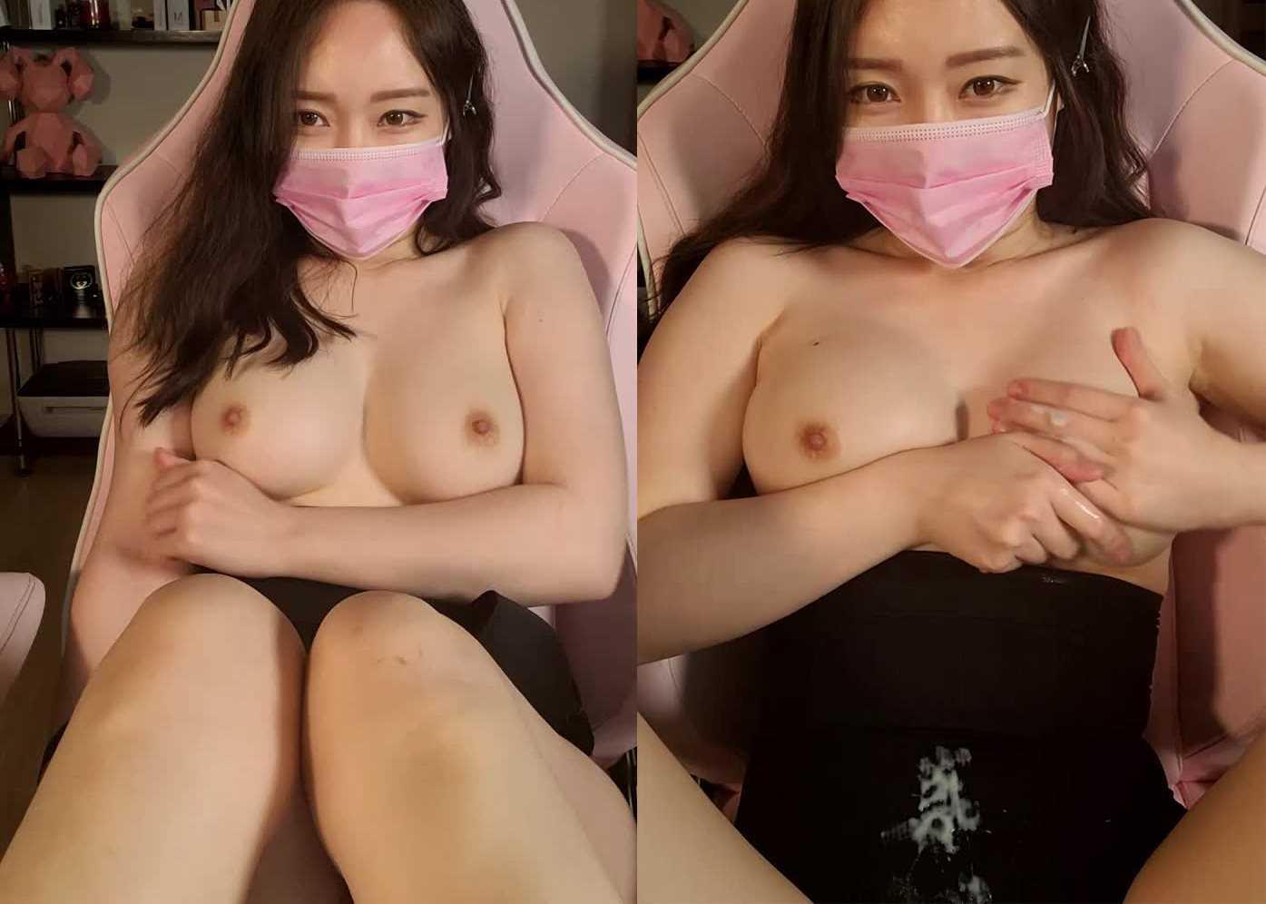 韩国主播口罩系列58588253