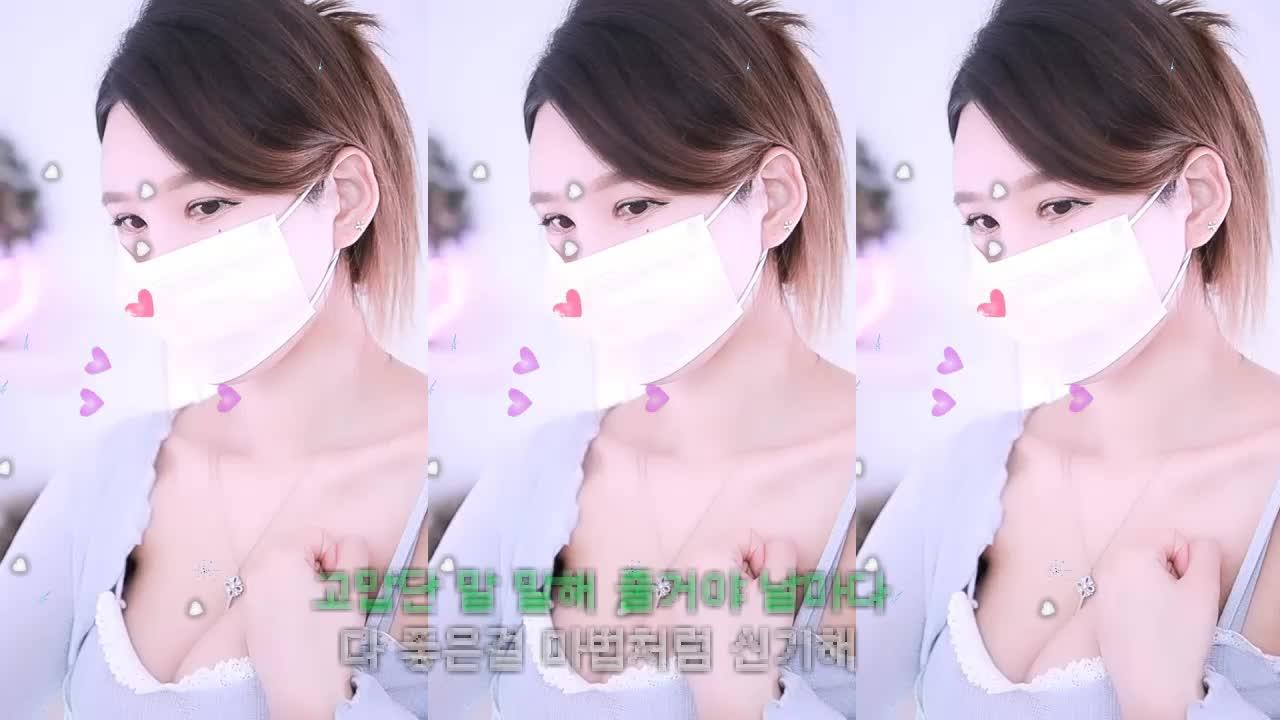 韩国主播口罩系列angelo3o