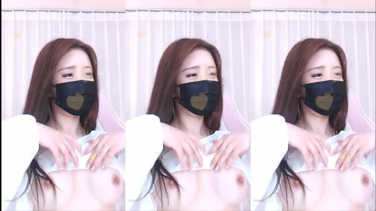 韩国主播口罩系列lovelyxx