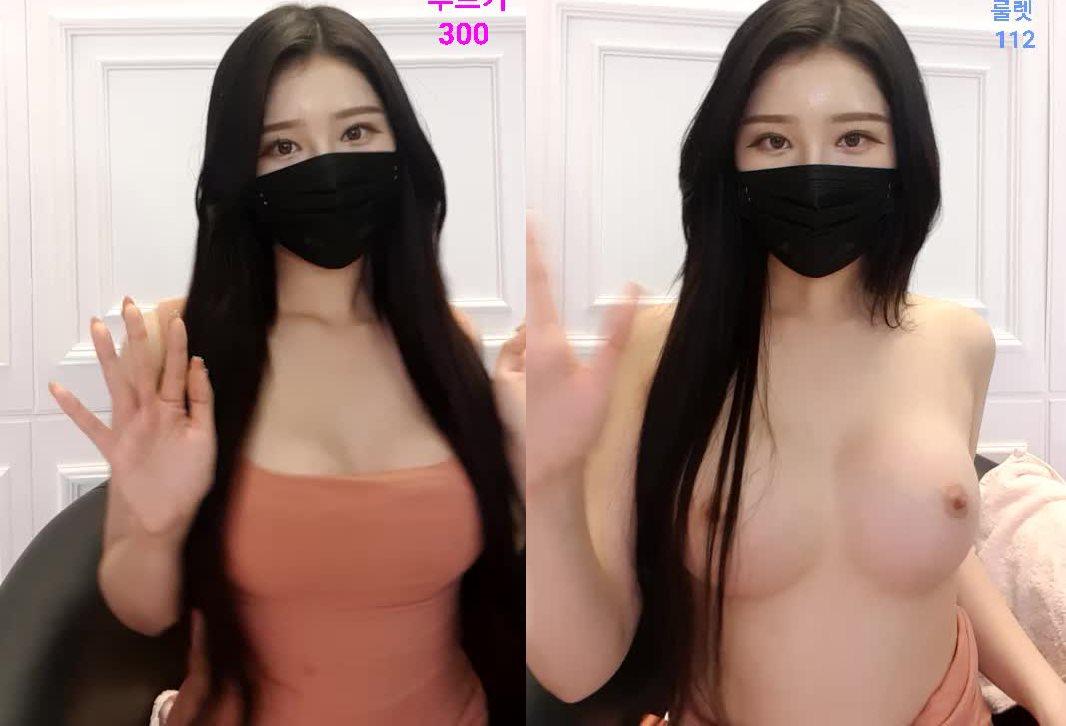 韩国主播口罩系列yell0101