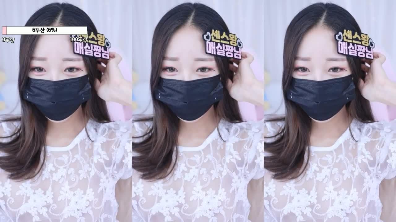 韩国主播口罩系列bongbong486