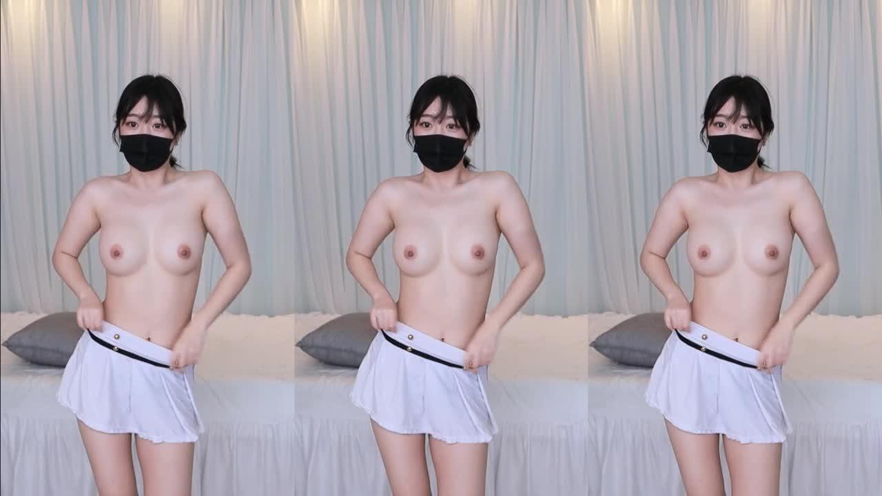 韩国主播口罩系列soda54